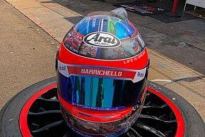 Stock Car: Barrichello estreia capacete especial em Londrina e 'trolla' Nelsinho Piquet