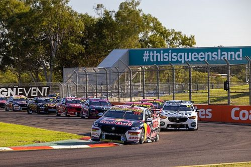 Controversial paddle shift switch in Supercars now unlikely