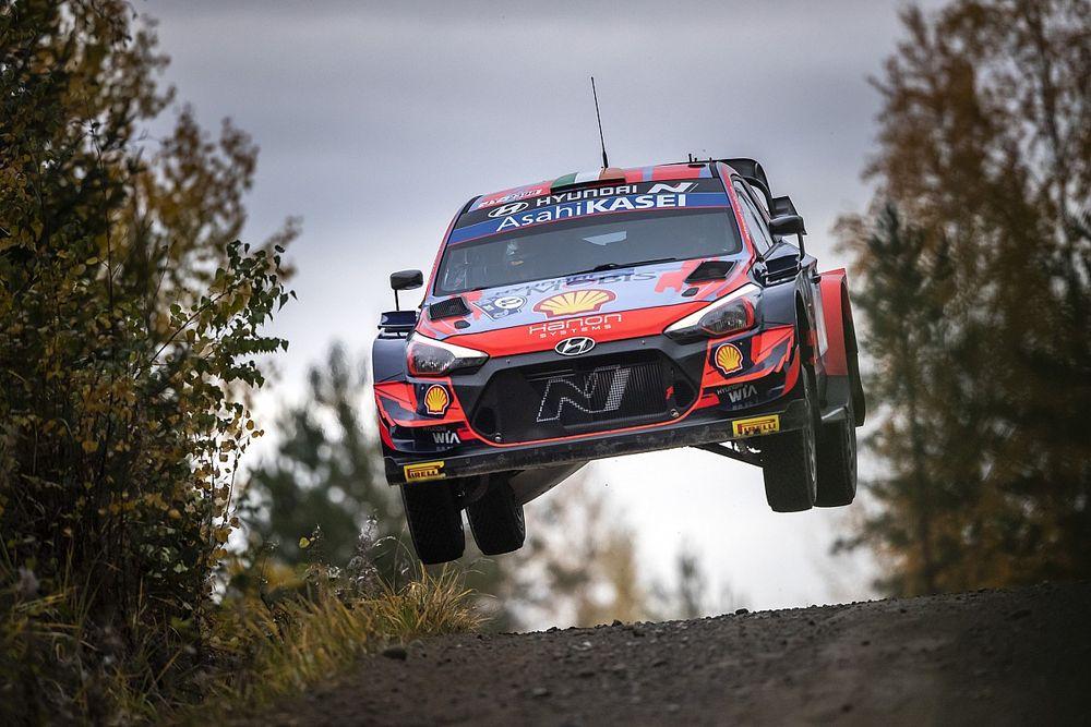 WRC, Rally Finlandia, PS6: Breen vola al comando!