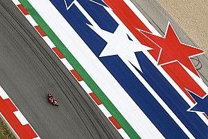 MotoGPアメリカズFP3:凹凸路面もミラー気迫の走りでトップ。中上貴晶、総合2番手で予選Q2へ