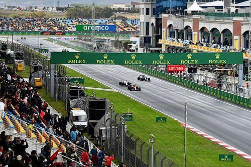 Así fue la carrera del GP de Turquía de la Fórmula 1 2021