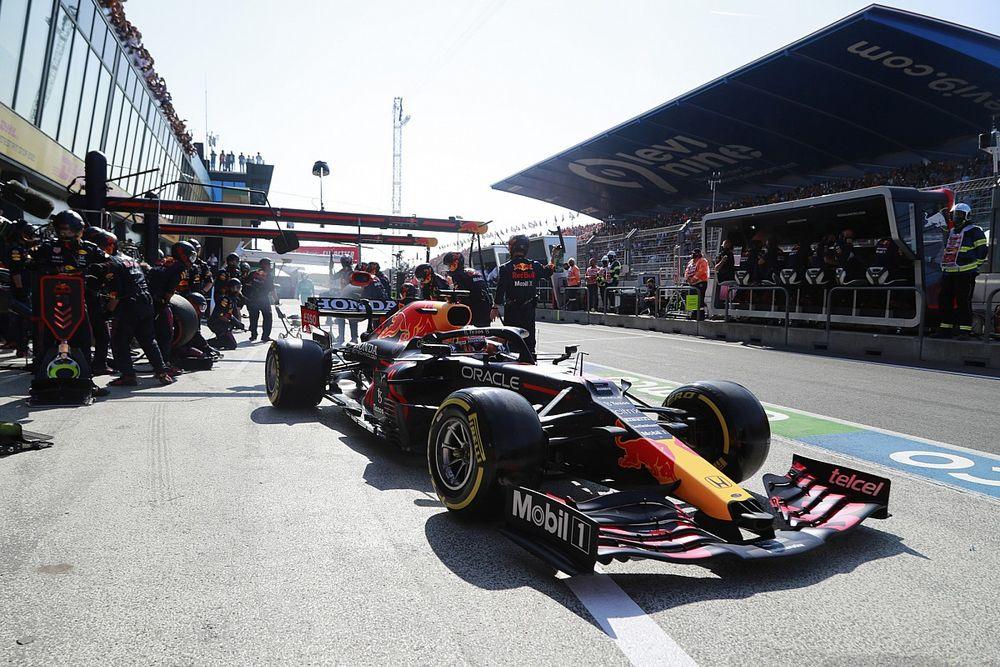 Red Bull ondanks ingreep FIA naar snelste pitstop in Zandvoort