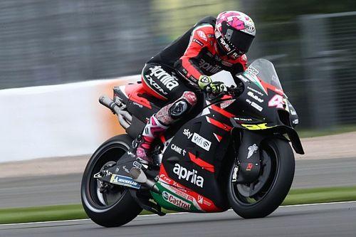 MotoGP Silverstone: Espargaro, Nakagami'nin önünde en hızlısı