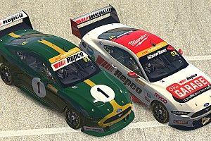 Oscar Piastri dan Sam Brabham Ikuti Supercars Eseries