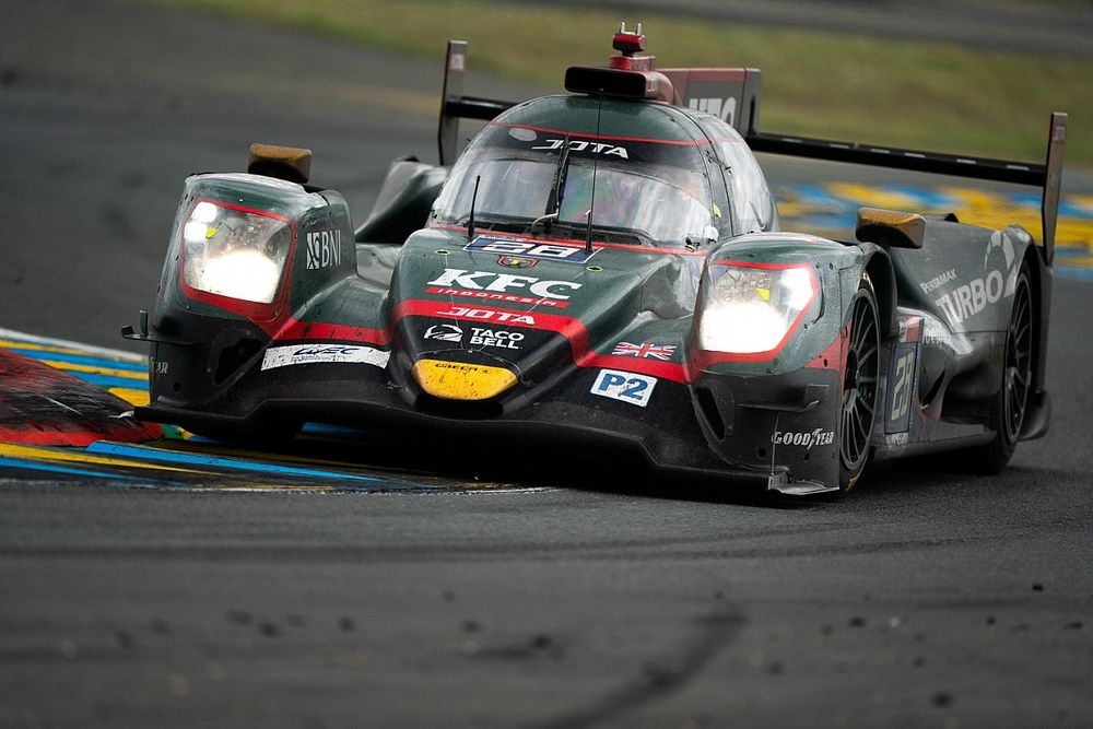 """Blomqvist on late LMP2 drama: """"I'd have rather lost by more"""""""
