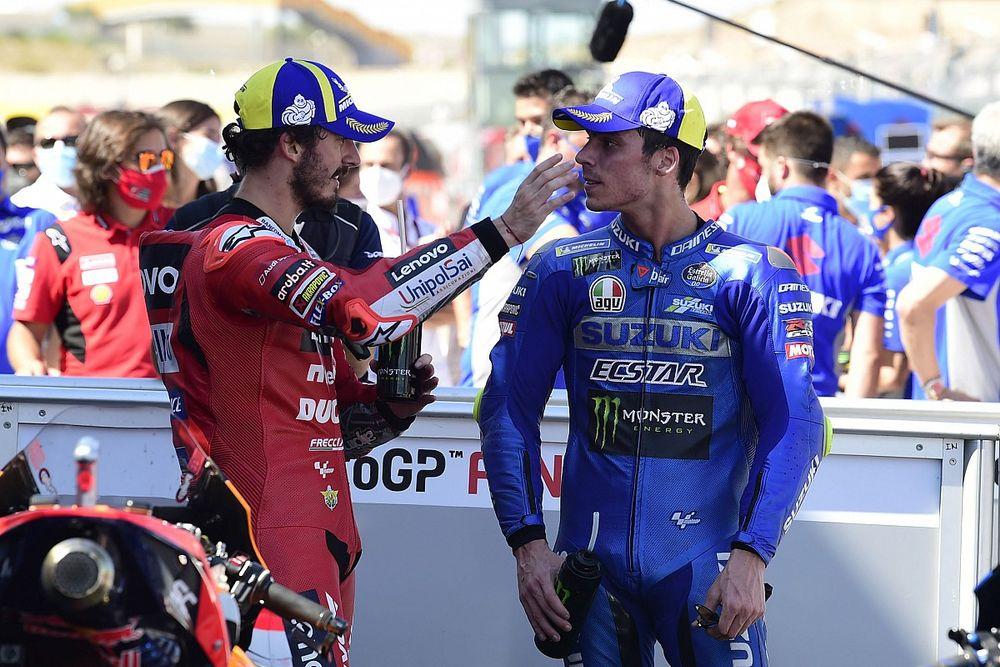 """Mir, Aragon GP podyumundan """"pek tatmin olmamış"""""""