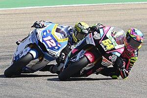 Moto2: Aldeguer con Speed Up al posto di Montella da Austin