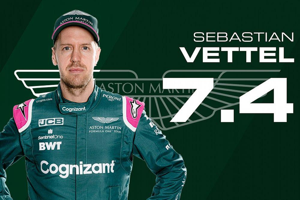 Tussenrapport Sebastian Vettel: De wereldverbeteraar straalt weer