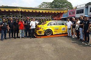 Mercedes W204 Racing Tim Akan Jajal Sirkuit Mandalika