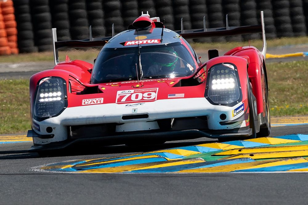 """Glickenhaus """"can fight"""" for Le Mans honours after setting Sunday test pace"""