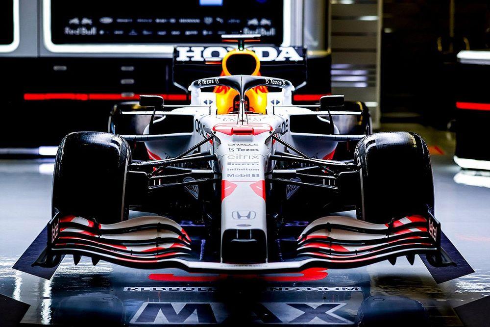 Red Bull, Türkiye Grand Prix'sinde yarışacağı renk düzeninin örtüsünü kaldırdı!