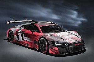 Audi GT3 w wersji evo II