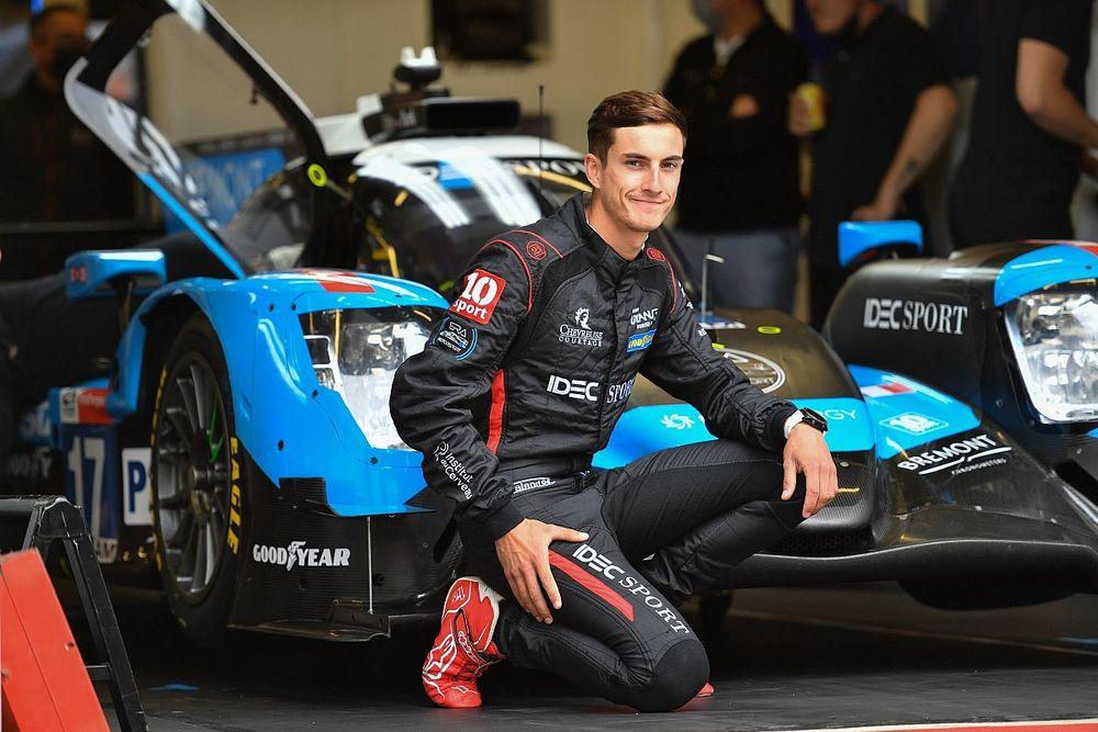 Thomas Laurent, huit mois sans volant avant de rebondir au Mans