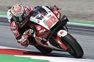 MotoGP: Nakagami é o mais rápido do dia nos TLs para o GP da Estíria