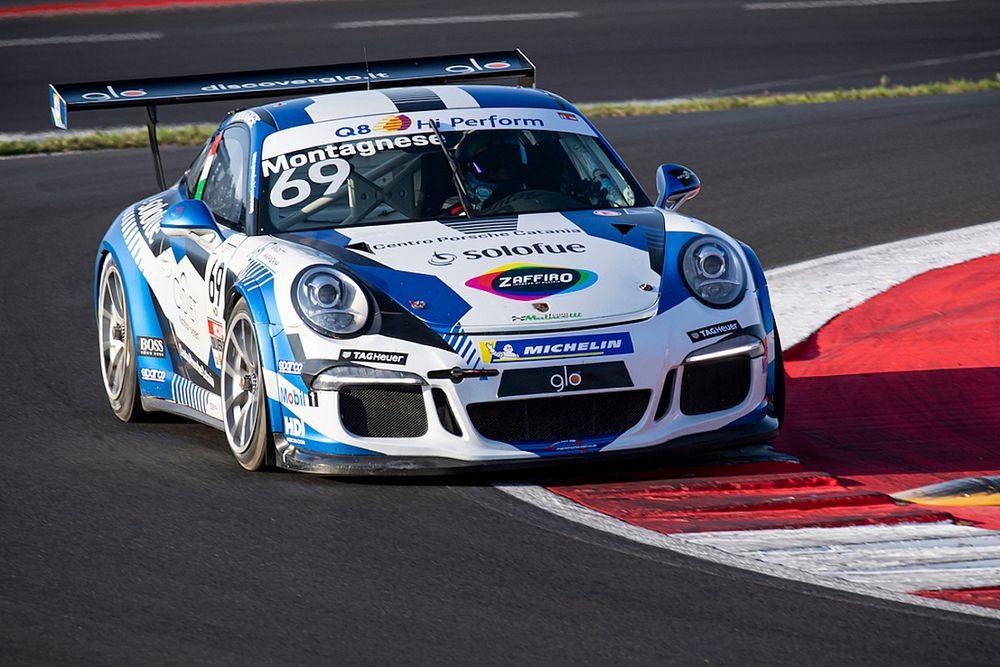 Carrera Cup Italia, Franciacorta: Montagnese-De Giacomi promossi dalle penalty
