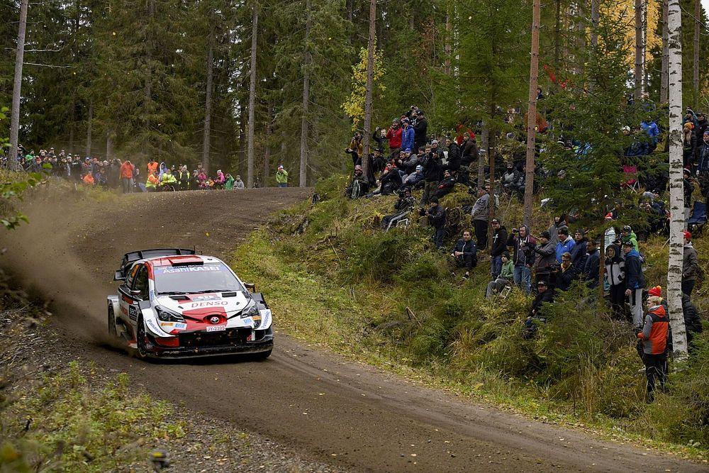 Elfyn Evans Sabet Kemenangan Reli Finlandia, Duo Hyundai Naik Podium