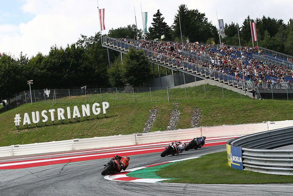 A qué hora es la clasificación de MotoGP en Austria y cómo verla