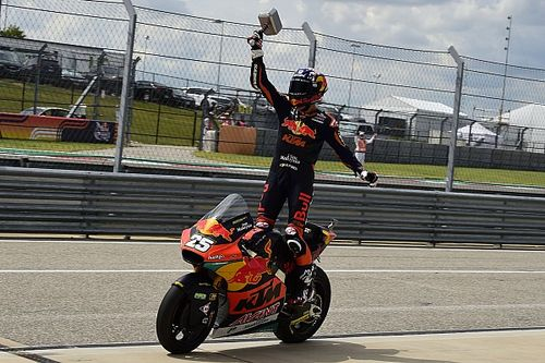 Raul Fernandez Samai Rekor Kemenangan Marc Marquez
