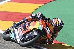 Hasil FP3 Moto2 Aragon: Duo Red Bull KTM Ajo Berkuasa