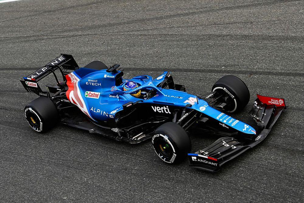 Alonso most nem számít akkora parádéra a sprinten