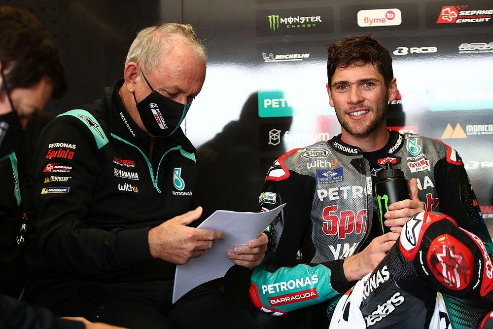 Jake Dixon confirmé par le team Petronas pour le GP d'Aragón