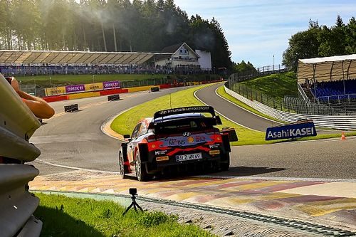 Could Spa's cameo offer the WRC a new avenue to exploit?