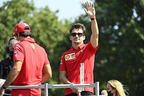 Leclerc, Ferrari ile yeni kontrat imzalamak istiyor
