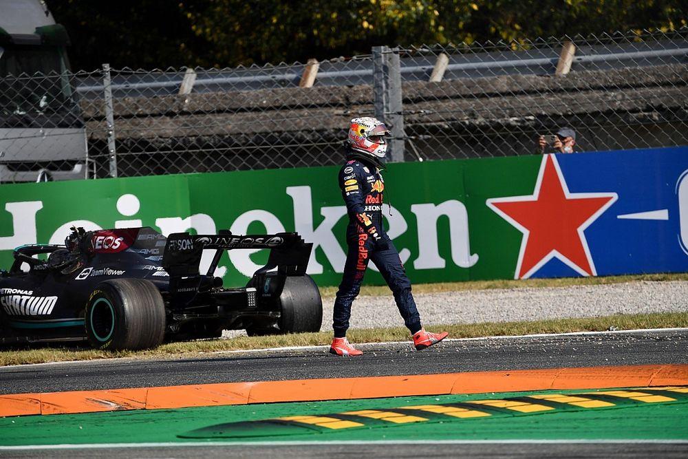 F1: Red Bull sabe que Verstappen é o culpado em Monza, diz Mercedes