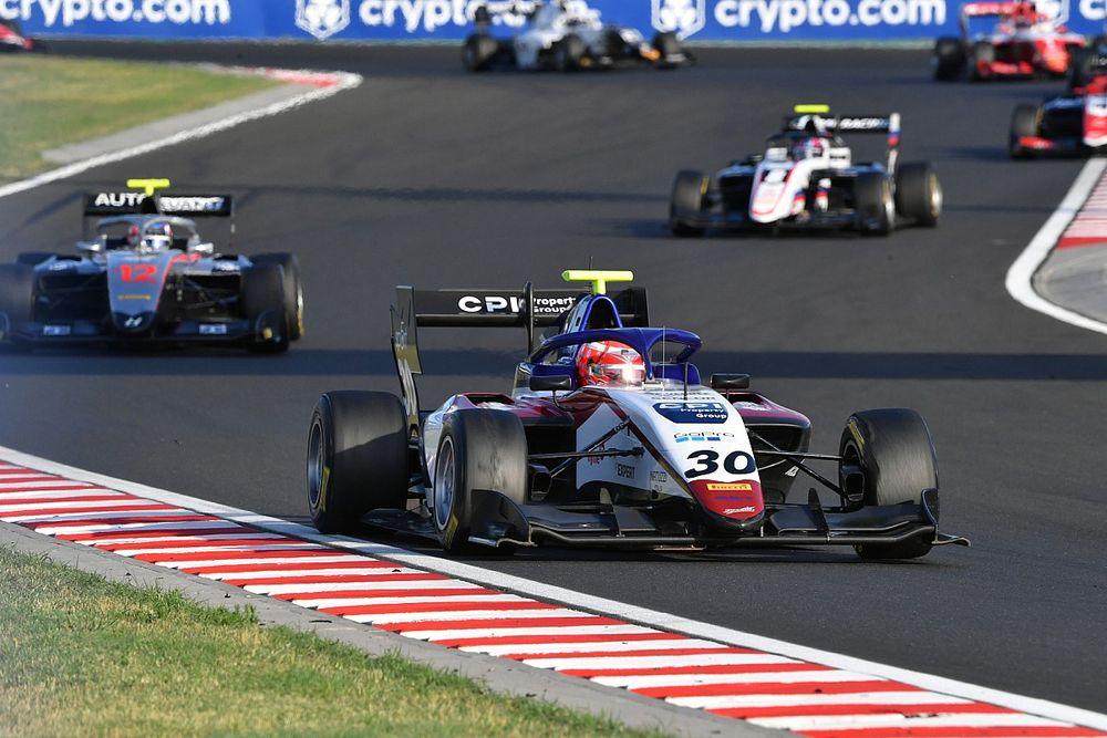 Jelang F3 Belgia, Charouz Racing System Ganti Dua Pembalap