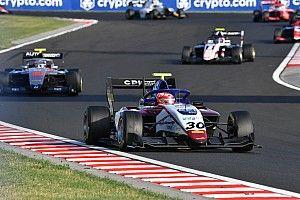 Doble cambio de pilotos en el equipo Charouz en la FIA F3