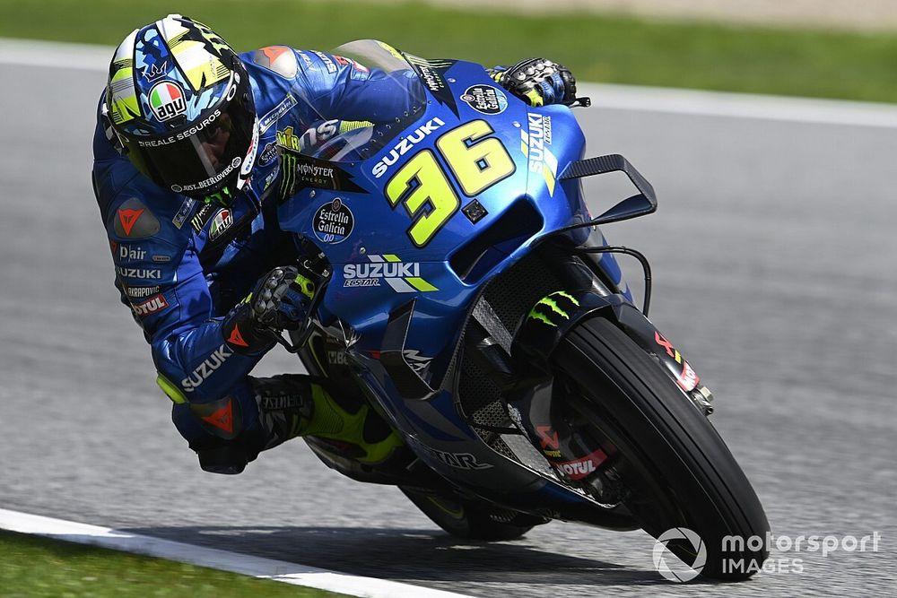Joan Mir: Manuver Marc Marquez di FP2 MotoGP Austria Berlebihan