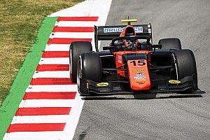 Barcelona F2: Drugovich arrasa y Schumacher sube al podio
