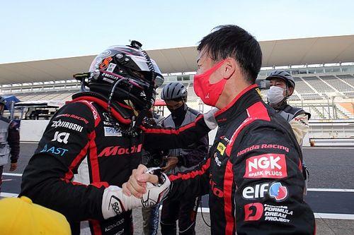 マシンとタイヤが鈴鹿にベストマッチ! PP獲得の伊沢「テストから手応えがあった」