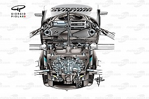 Retroscena Mercedes: ci sono tre versioni del DAS!