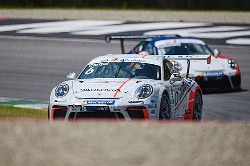 Carrera Cup Italia, Mugello: Cerqui vince la battaglia per la pole