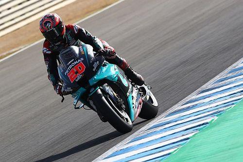 """Quartararo: """"Yamaha'yı sürmek geçen yıldan daha zor"""""""