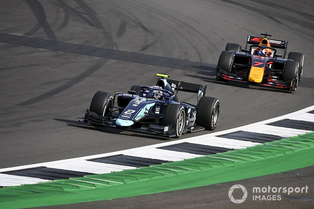 Ticktum: Silverstone F2 radio messages 'taken out of context'