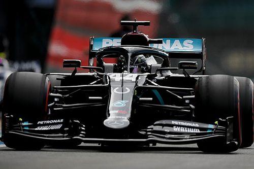 """Lewis Hamilton déplore un tour """"pas génial"""""""
