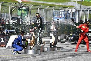 GALERÍA: Las mejores fotos del GP de Austria de F1