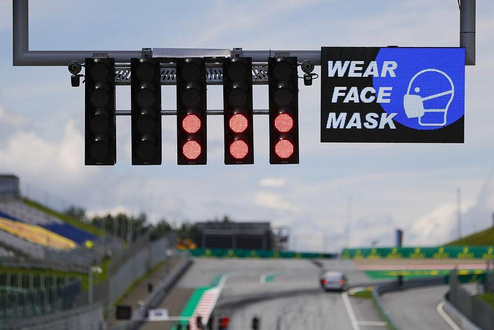 Nem lett újabb pozitív koronavírus teszt az F1-ben