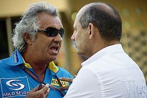 """F1: 'Parceiro' de Alonso, Briatore detona Ron Dennis: """"Muito arrogante"""""""
