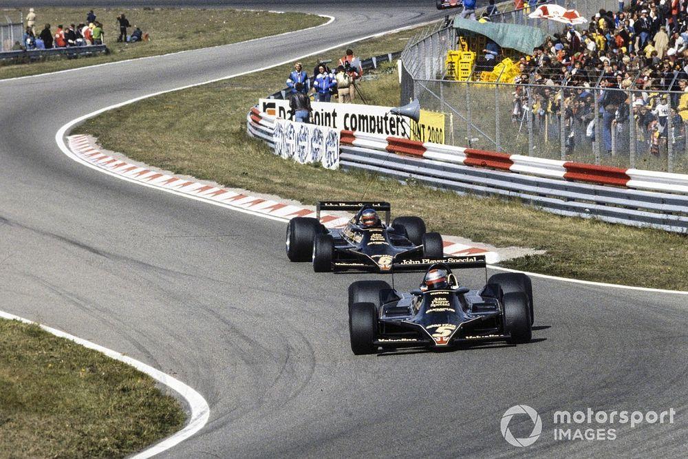 Andretti, Fittipaldi, Stewart recount their Zandvoort tales