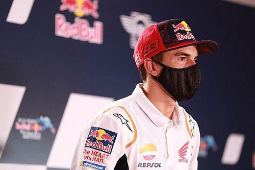 Kazada kolu kırılan Marquez, ameliyat olacak