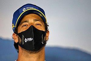Риккардо поставил Renault выше Ferrari и McLaren, но ниже Racing Point