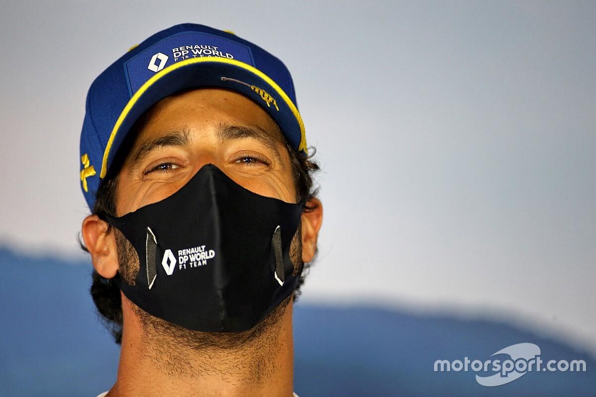 Ricciardo átvenné a múlt heti Stroll-manővert a versenyzői eligazításon
