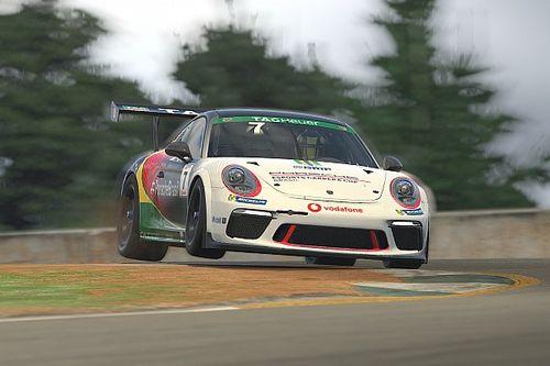 Giassi parte para única etapa fora da Europa da Porsche TAG Heuer Esports Supercup, em Road Atlanta