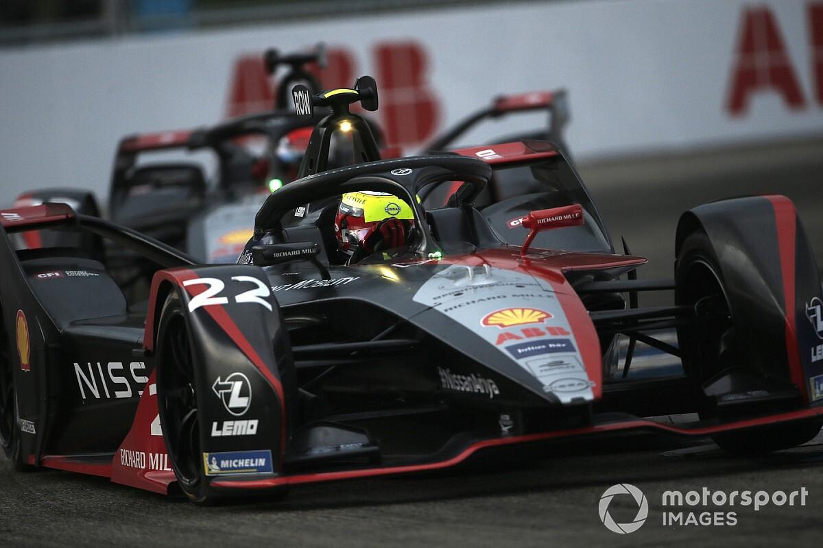 Berlin E-Prix: Rowland on pole as leaders fail to set a time