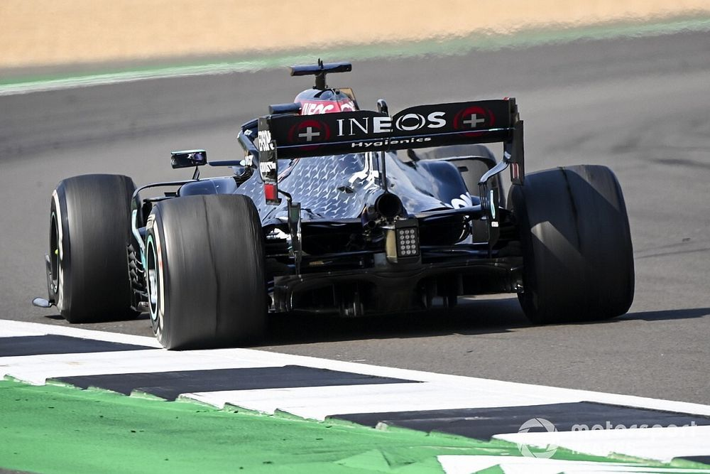 Why Mercedes gets uncomfortable when the pressure goes up