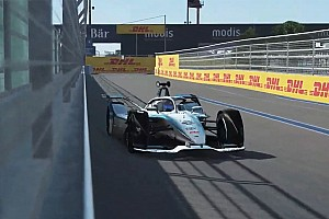 Formula E: Vandoorne trionfa all'E-Prix virtuale di New York