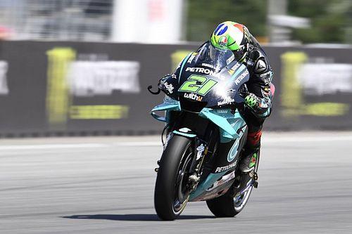 Morbidelli: MotoGP-podium te danken aan 'grote broer' Valentino